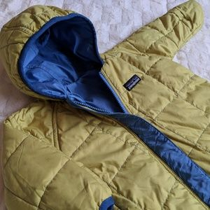 Patagonia Reversible Puff-Ball Bunting Infant (3M)